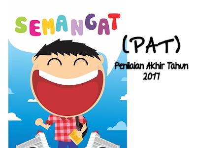 Soal Siap PAT (Penilaian Akhir Tahun) BKS DIY SMP 2017