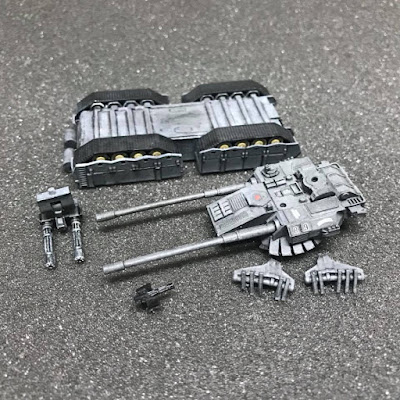 1/144 OverLord tank MK.II picture 4