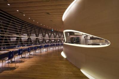 En el Restaurant Nautilus Project, de Singapur. 3