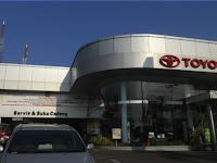 Alamat dan Nomor Telepon Bengkel Resmi Toyota Nasmoco Gombel Semarang