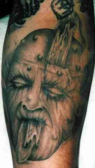 everythingofutmostimportance: demon tattoos