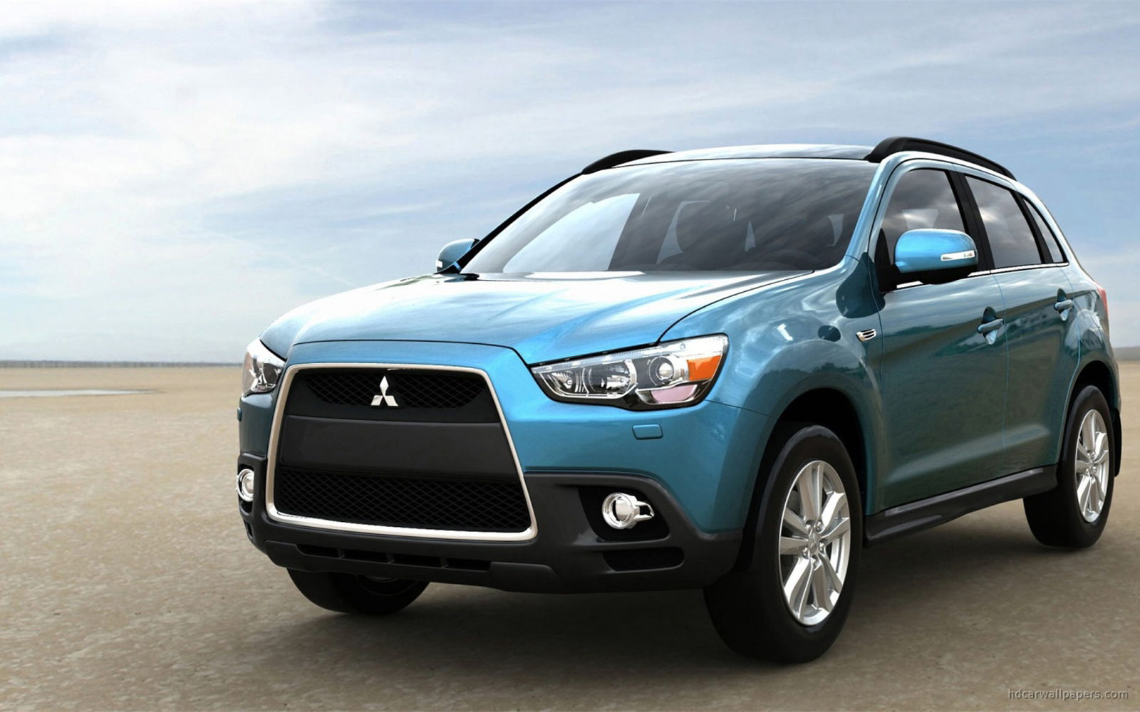 Mitsubishi ASX HD Wallpapers  Desktop Wallpapers