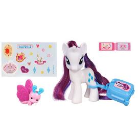 My Little Pony Traveling Single Wave 1 Rarity Brushable Pony