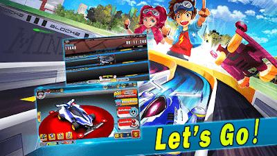 Wonder Racing v1.70 Mod Apk Data (Mega Mod)1