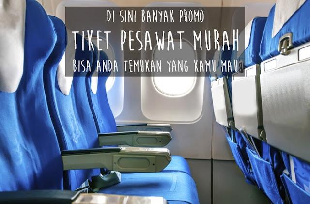 wisata tiket pesawat