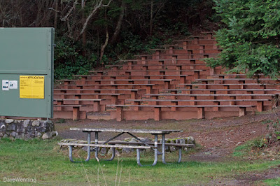 Deception Pass State Park Amphitheater