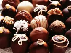 Resep Lezat Bola Bola Chocolate Praktis