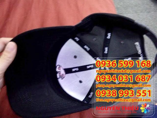 Nón kaki cào nhung cao cấp tại tphcm  Công ty thiết kế sản xuất mũ nón in thêu logo độc quyền HCM