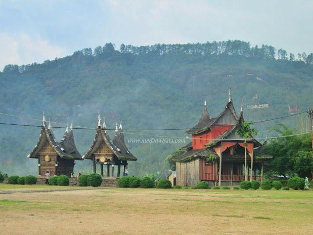 Kemegahan Istano Basa Pagaruyung, Sumatera Barat