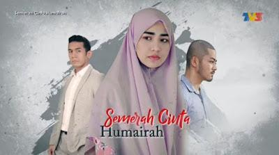 Image result for semerah cinta humairah tv3