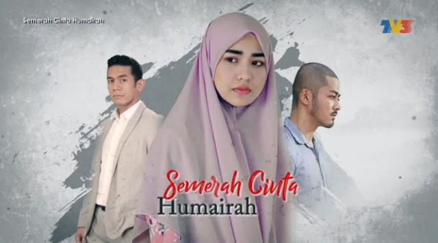 semerah cinta humairah tv3