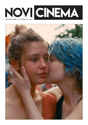 Novicinema Fanzin 7. Sayı (Haziran) - LBGT - La vie d'Adèle