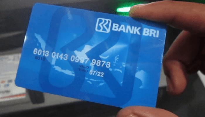 Kartu ATM BRI
