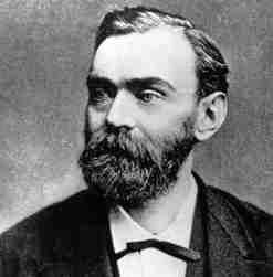 Alfred Bernhard Nobel Kimdir?