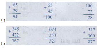 giai bai tap sach giao khoa toan 2 trang 171