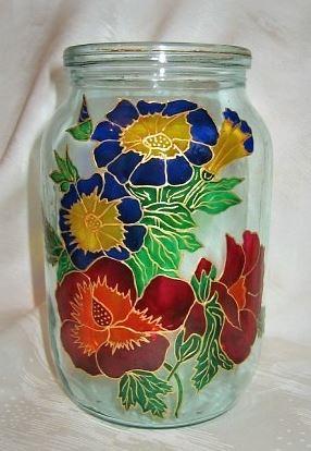 6 ideas para decorar frascos de vidrio y hacer lindas manualidades haz manualidades - Manualidades recicladas para decorar ...