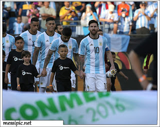 messipic.net best pictures of messi with argentina in Copa America Centenario