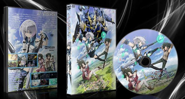 Knight's & Magic | Cover DVD | MEGA |