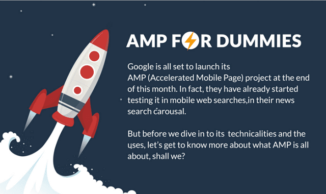 AMP: Accelerated Mobile Page For Dummies