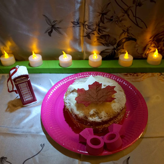 Postulating Pippin: The Cake And The Telephone box Communication Spell