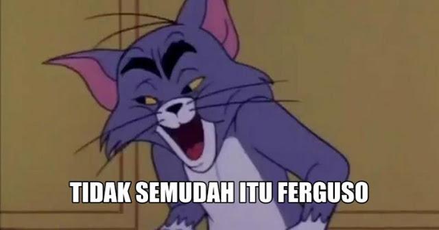 Ferguso, tidak semudah itu ferguso, siapa ferguso, apa itu ferguso, ferguso indonesia.