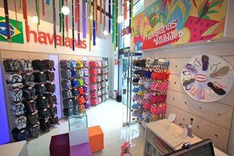 ac879b9722 Havaianas abre loja própria em Paris
