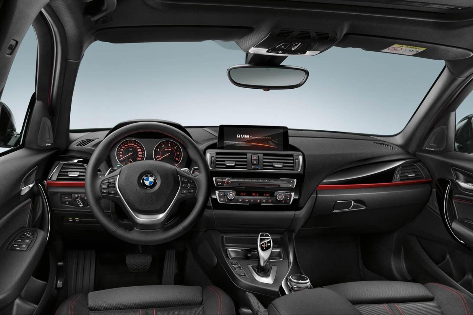Novo BMW Série 1 2016 chega ao Brasil: preço R$ 109.950 | CAR.BLOG.BR