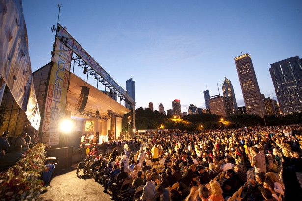 Chicago Blues Festival e Chicago Jazz Festival