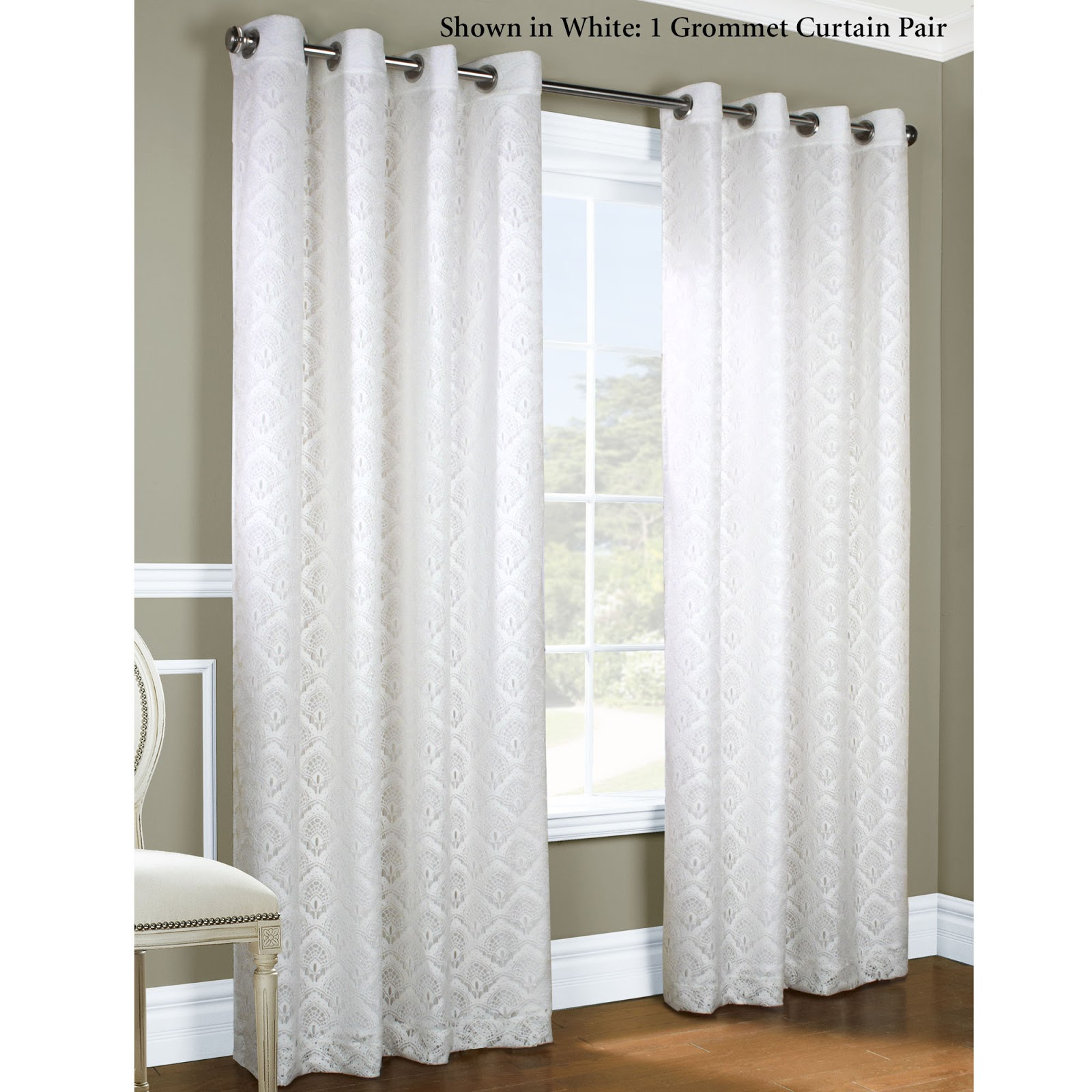 Curtain Styles Pictures Supply Support Suspension Rod Swag Designs