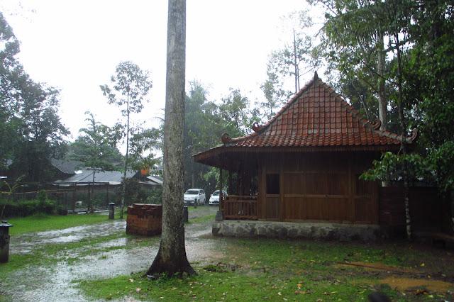 cottage rumah jawa