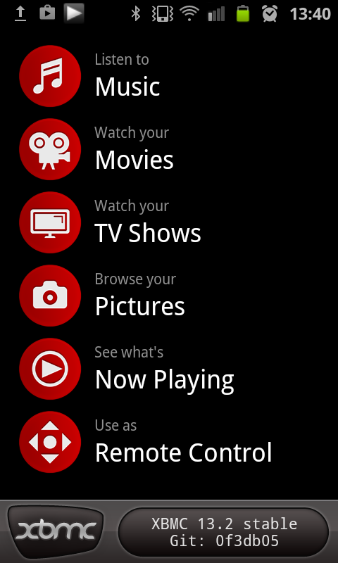 Karmic Odyssey: Setting Up the XBMC Remote On Your Android Smartphone