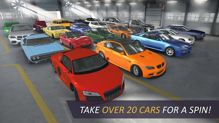 Download CarX Highway Racing MOD APK Terbaru