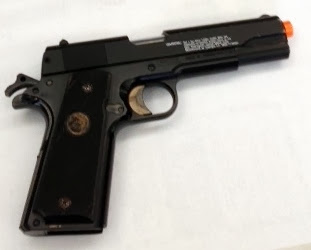 Airsoft Gun Discovered at EWR