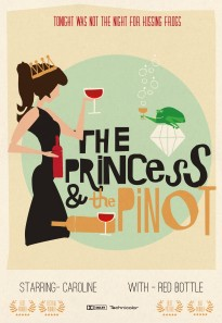 Princess & The Pinot Card, Scribbler
