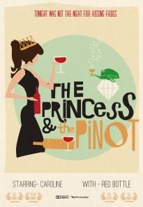 Princess & The Pinot Card, Scribbler
