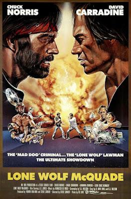 Lone Wolf McQuade 1983 DVD R1 NTSC Latino