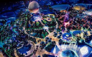Major Rehab to Take Place at Spaceship Earth.