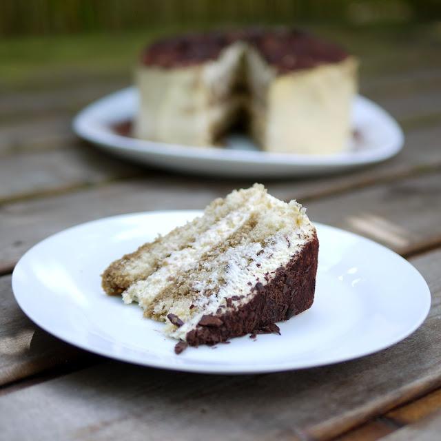 Tiramisu-Torte | Backen | Rezept | Kuchen