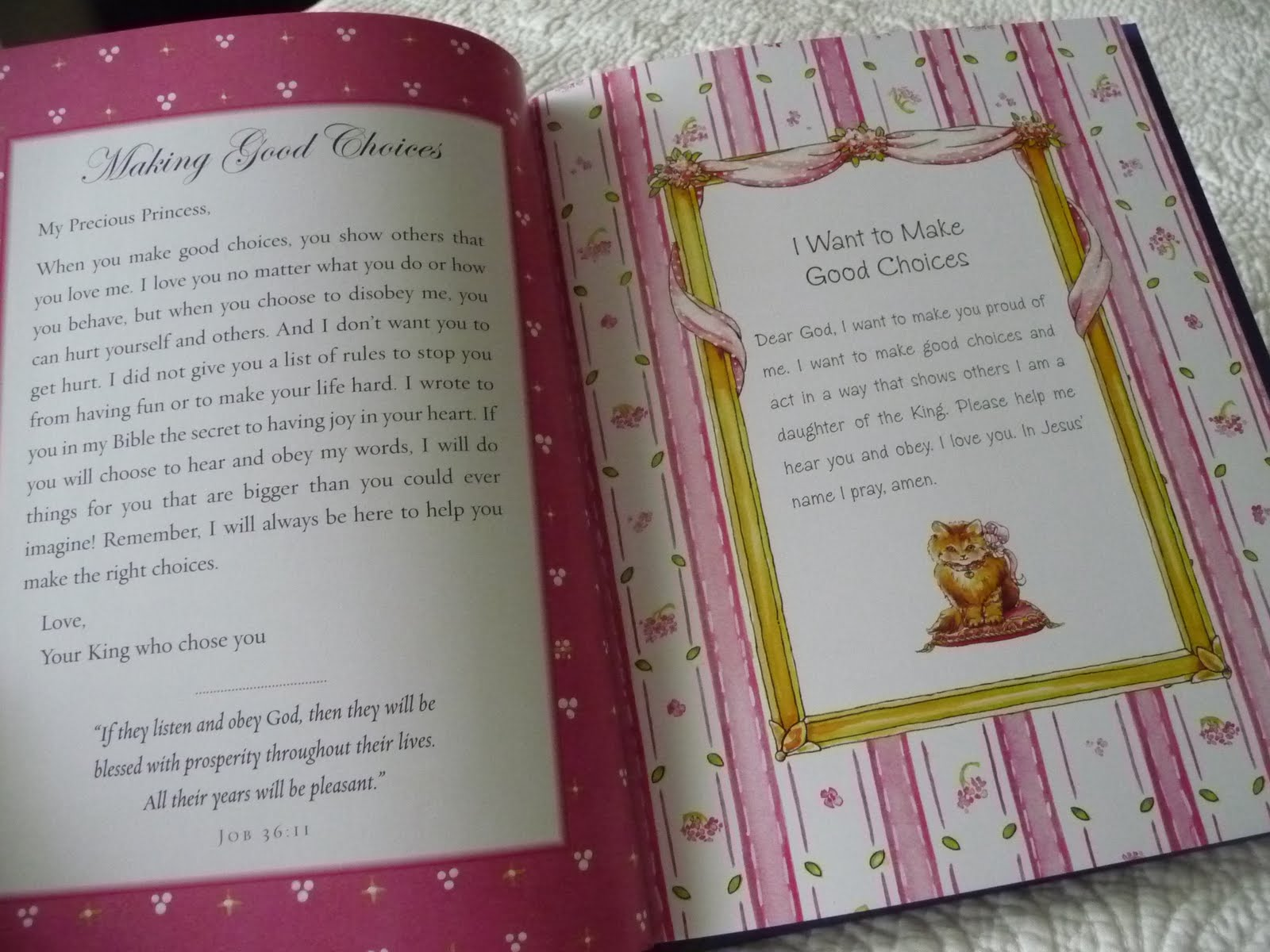 Making A Home Book Review His Little Princess Treasured Letters From Your King