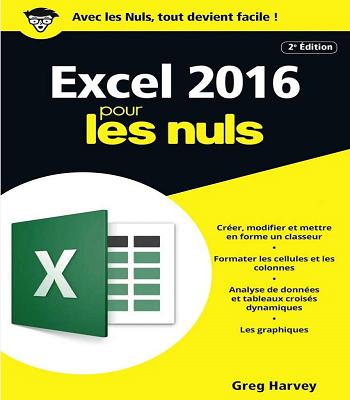 Excel 2016 pour les nuls-PDF