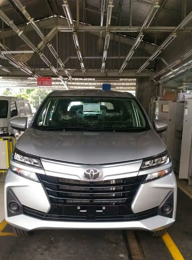 Toyota Avanza Ganti Baju Baru