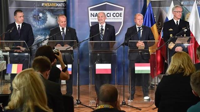 North Atlantic Treaty Organization opens espionage hub in Poland to counter Russia