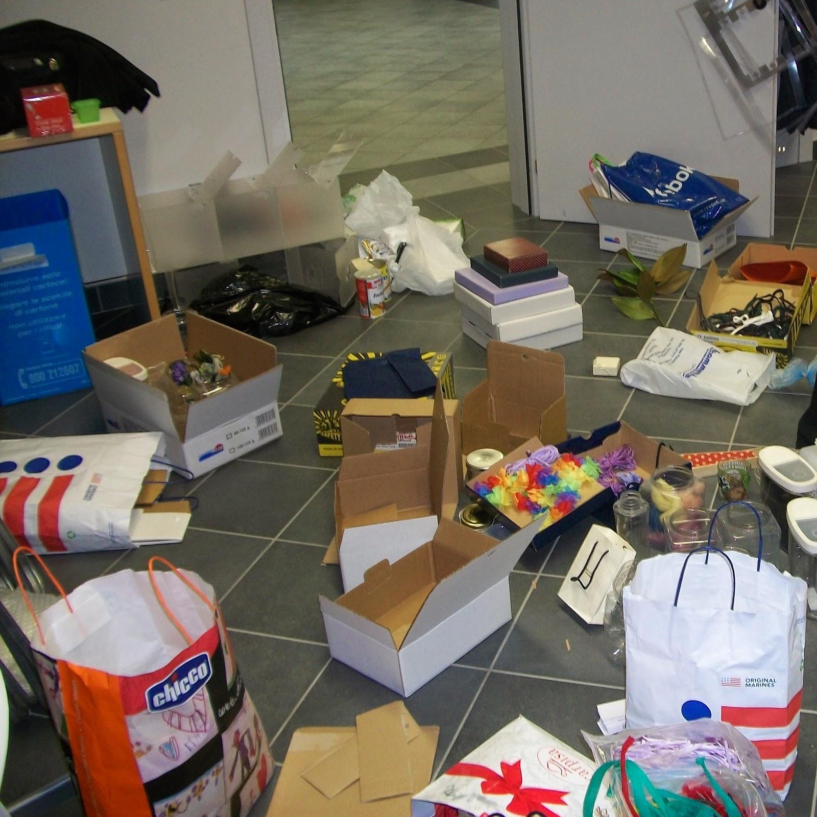 Organizzare lo spazio e arredare con materiali riciclati - Foto 7