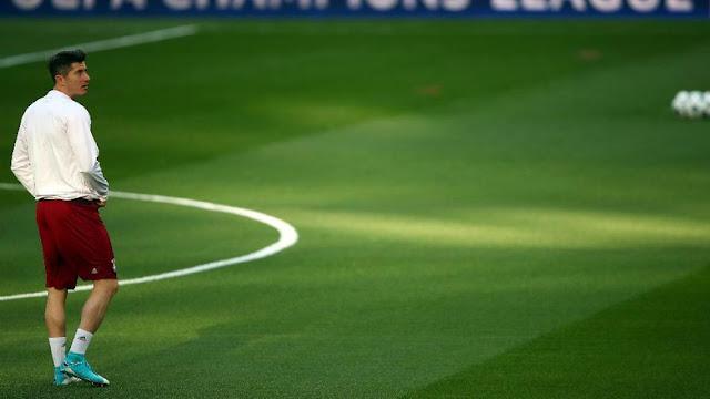 Kembalinya Lewandowski Bikin Bayern Lebih Pede