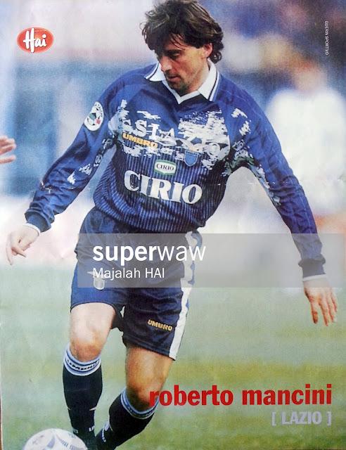 Roberto Mancini (Lazio 1997)