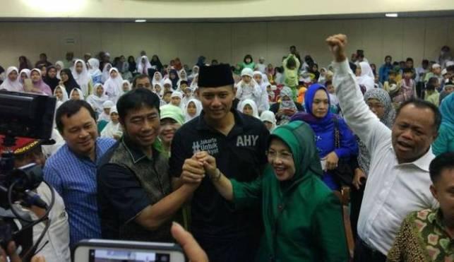 Dukung Agus Yudhoyono, Lulung: Saya Bukan Mata-mata Djan Faridz