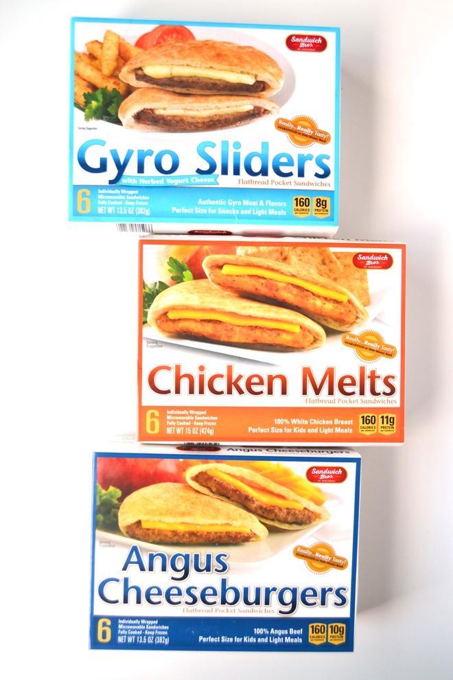 Sandwich Bros. of Wisconsin Sandwiches