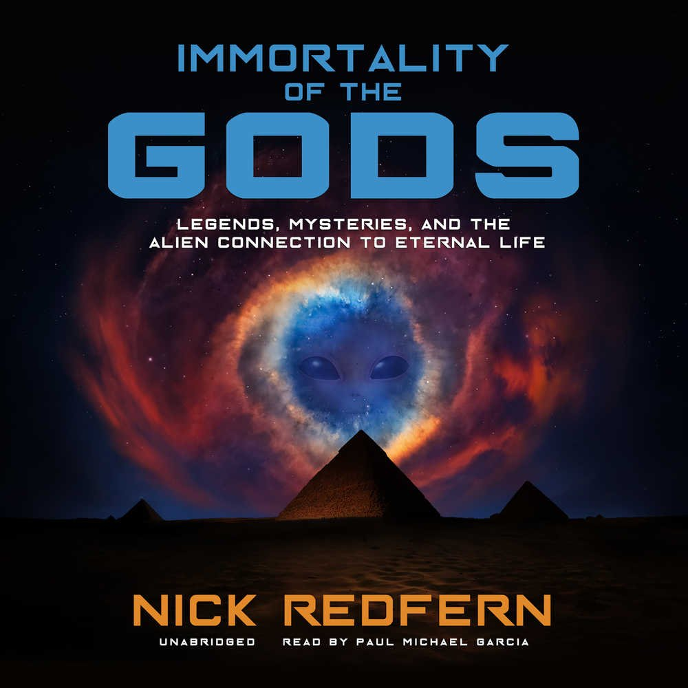 Immortality of the Gods, Audio Edition, December 2016: