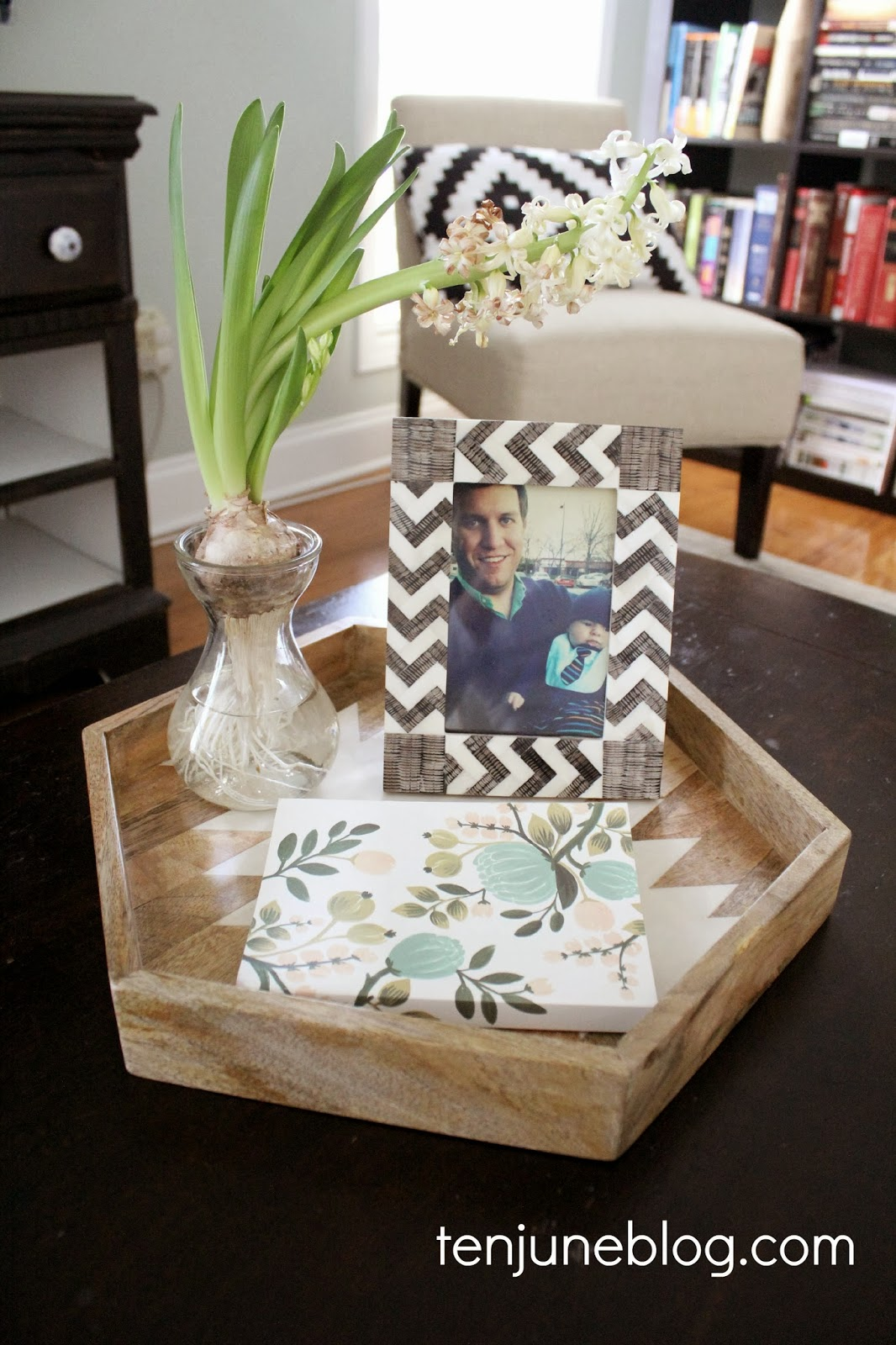 Ten June Living Room Coffee Table Toddler Proof Styled