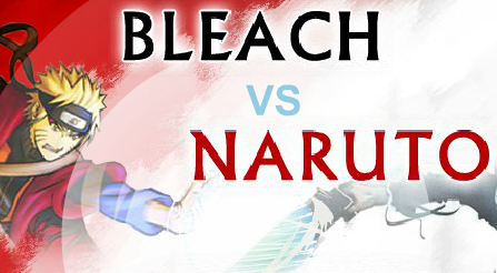7k7k Bleach vs Naruto, chơi game siêu nhân đánh nhau cực hay